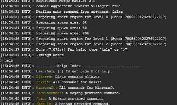 MineCraft 我的世界 - PC 端联机服务器搭建 ( Linux )